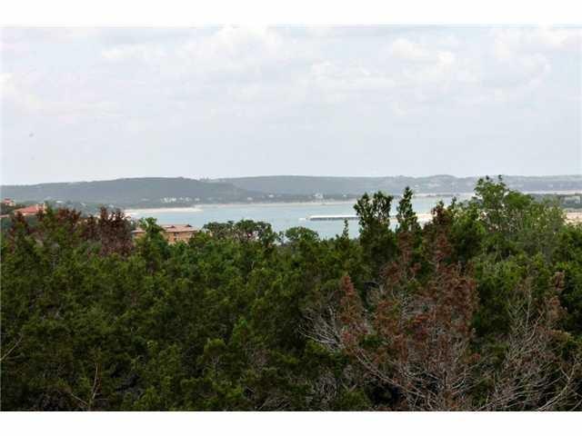 Panoramic Views of Lake Travis