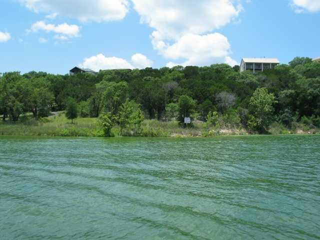 2+ acre Lake Travis Waterfront Lot in Jonestown, TX