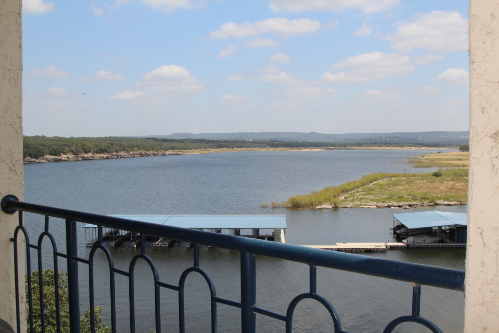 Fully furnished waterfront villa at the Islands of Lake Travis.