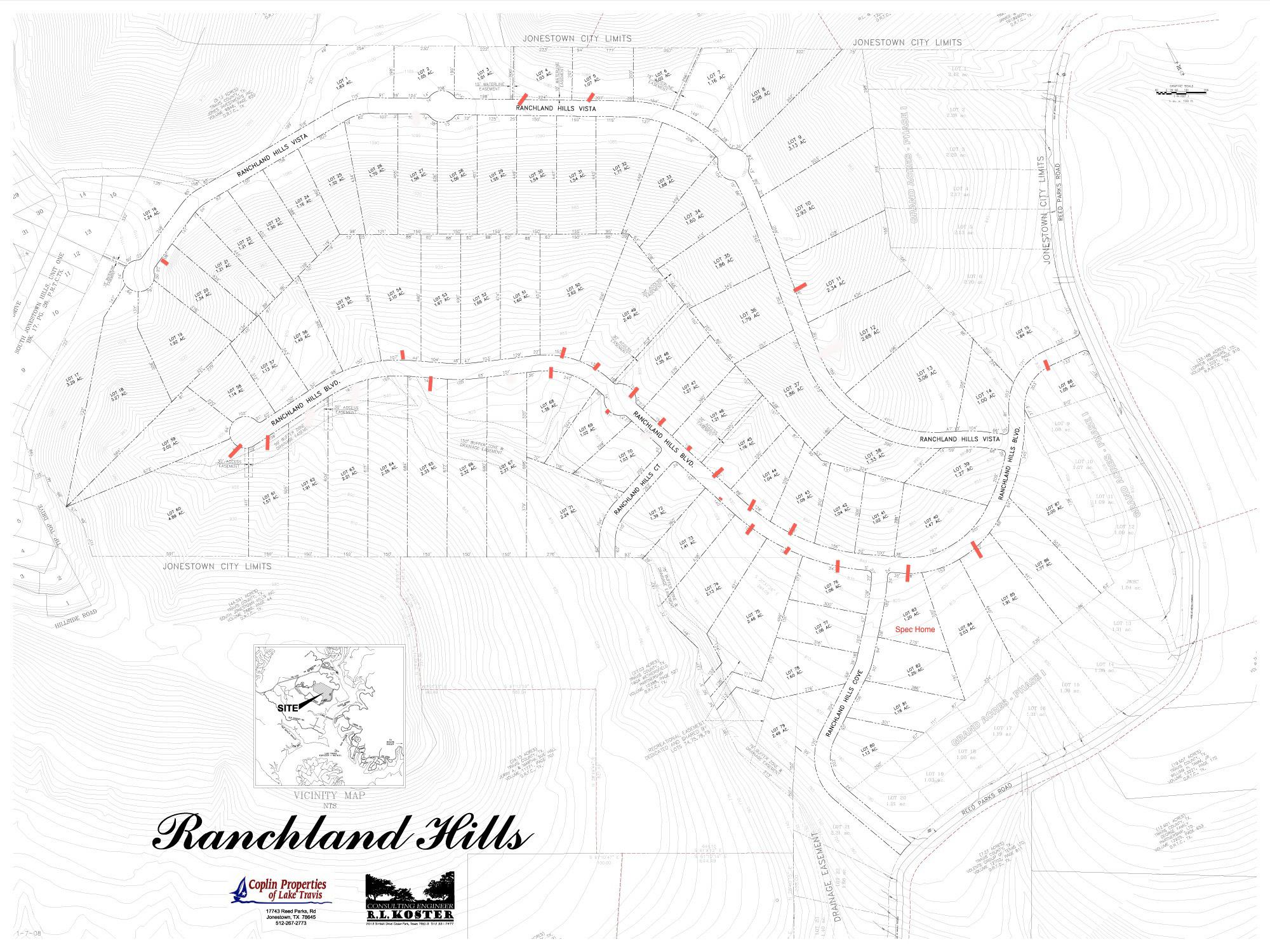 Coplin  Ranchland Hills